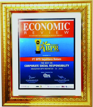 The best on - Corporate Social Responsibility 2016